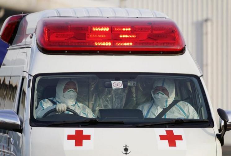 У Житомирі госпіталізували жінку: Підозр…