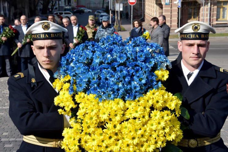 В Одессе почтили память великого Кобзаря…