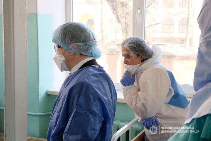 В Черновцах госпитализировали еще одного…