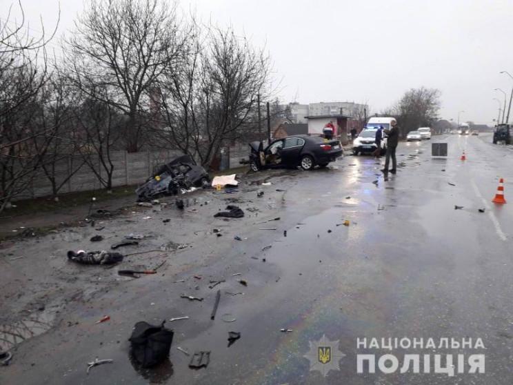 """Летальна автотроща: Водій """"бехи"""" з Житом…"""