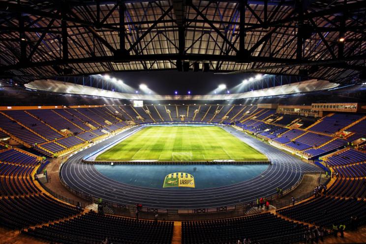 У Харкові матч Ліги Європи через коронав…