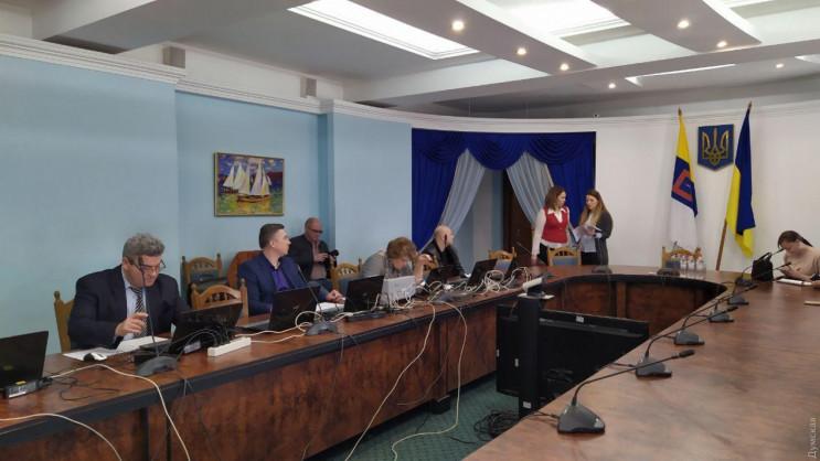 Одеська ОДА зі скандалом обирає нового з…