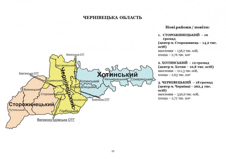 У Чернівецькій ОДА не зацінили запропоно…