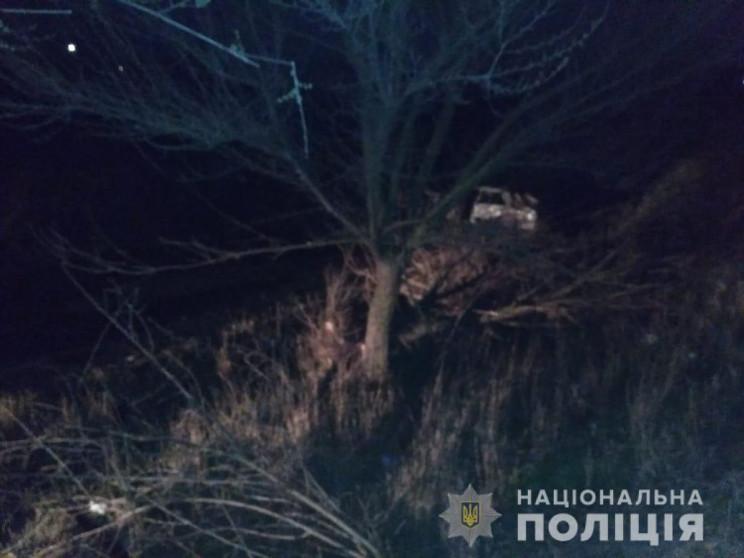 В Ізмаїльському районі в аварії загинув…