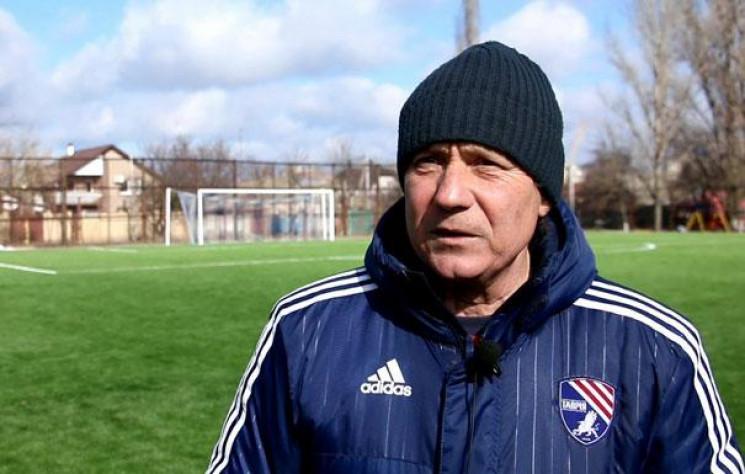 Первый чемпион Украины по футболу все ещ…