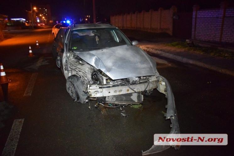 У Миколаєві водій напідпитку протаранив…