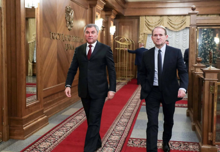 """""""Парламентський вимір"""": Чим Путіну вигід…"""