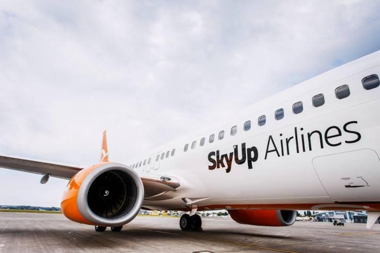 SkyUp повідомила про скасування рейсів з…