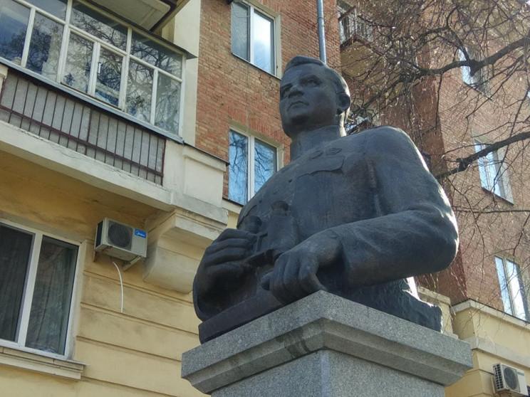 Петиція про демонтаж пам'ятника Ватутіну…