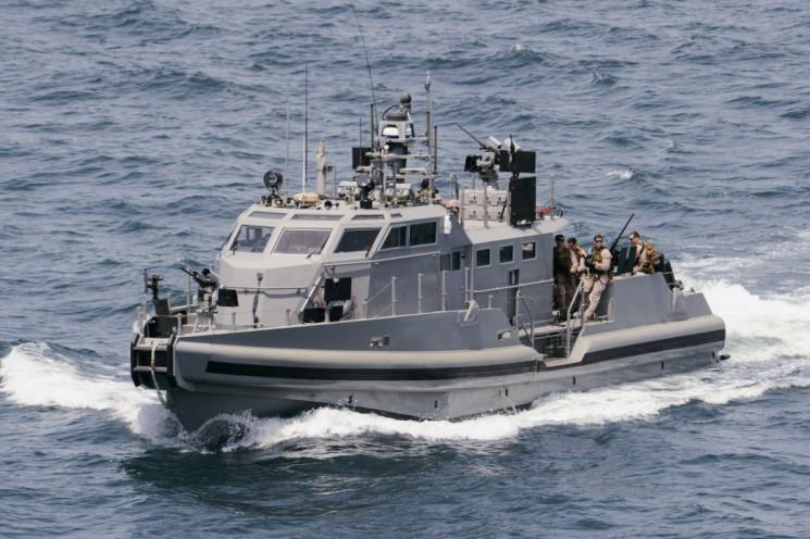 Україна отримає від США патрульні катери…