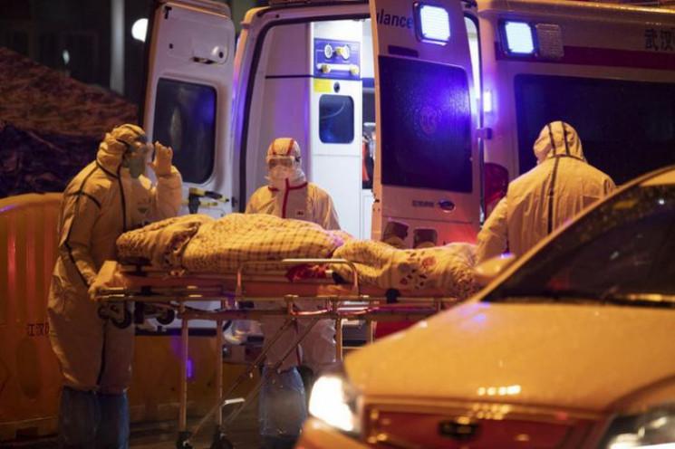 Коронавірус убив понад 4600 людей, хвори…