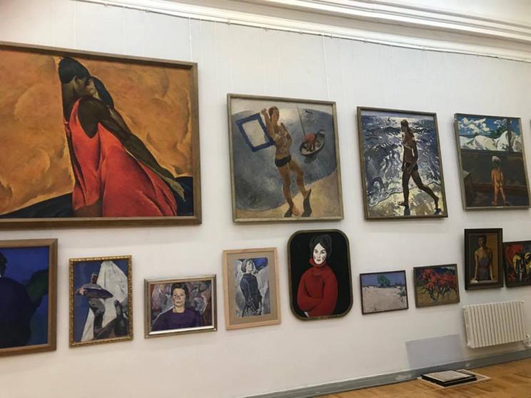 В Одесском художественном музее откроетс…