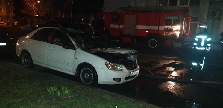 Столичные спасатели рассказали о пожаре,…