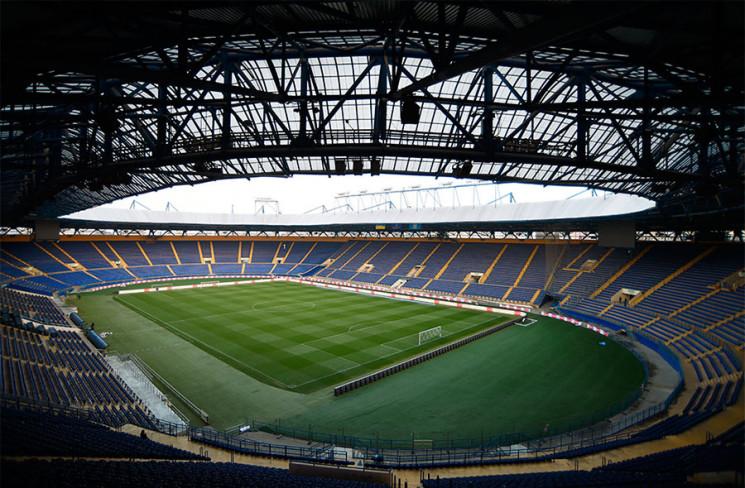 Лига Европы в Харькове: Харьковчан из-за…