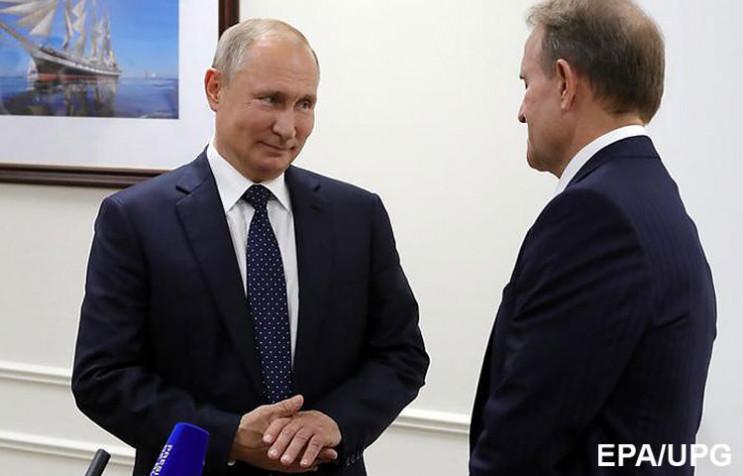 """""""Измерение"""" Медведчука и """"площадка"""" Коза…"""