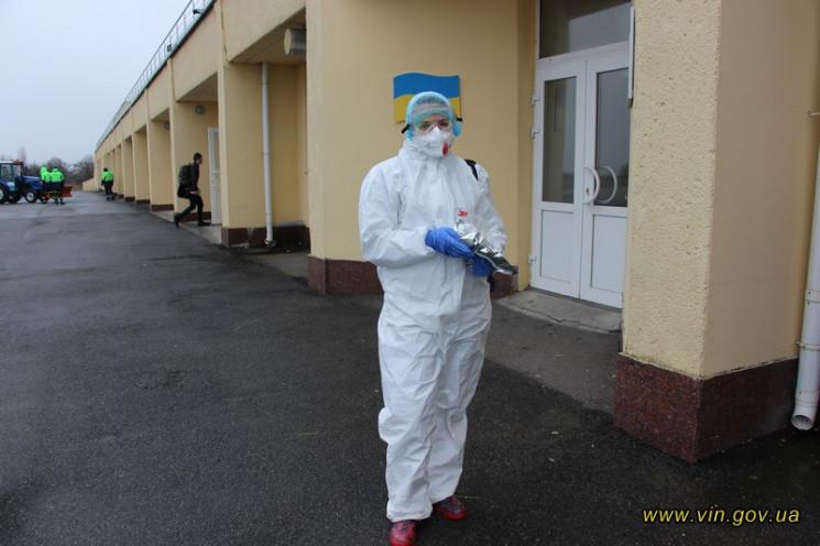 На Вінниччині зареєстровано першу підозр…