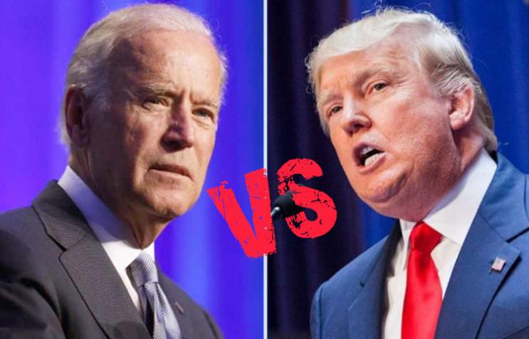 Байден vs Трамп: Кому з них коронавірус…