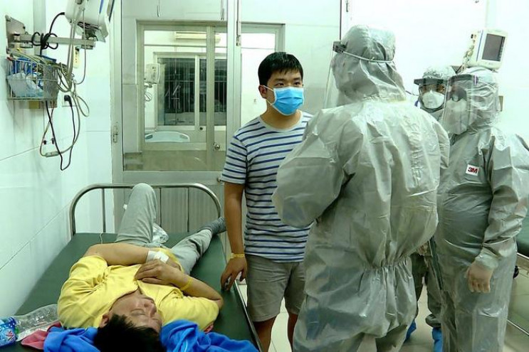 Коронавирус убил почти 5 000 человек…