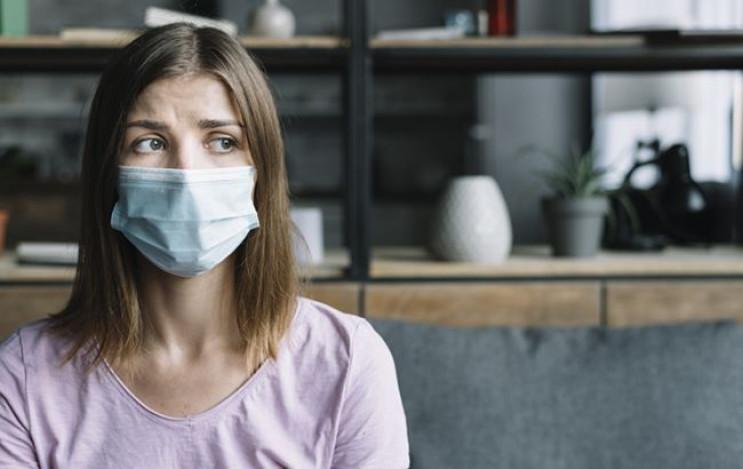 Як маска захищає від коронавірусу (ІНФОГ…