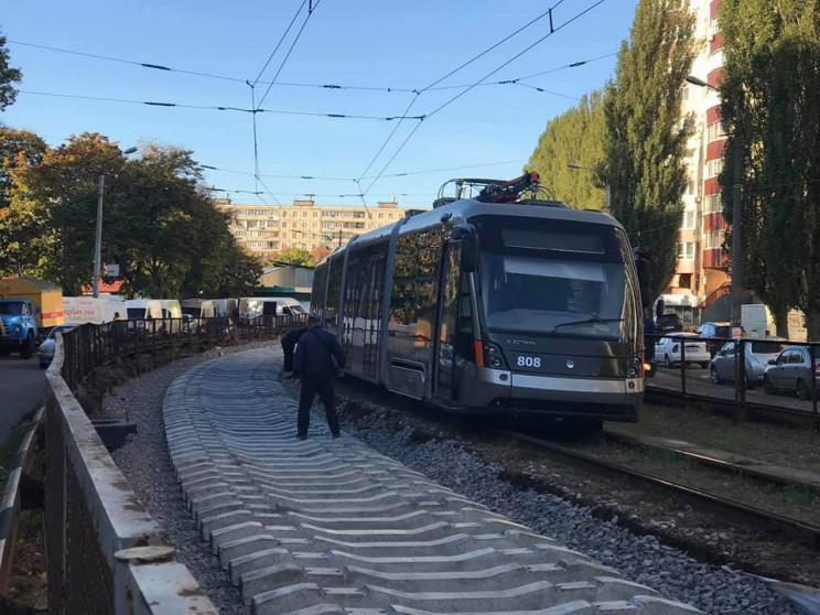 У Києві збудують трамвайну лінію від зал…