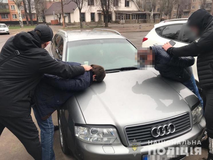 В Харькове по подозрению в серии краж из…