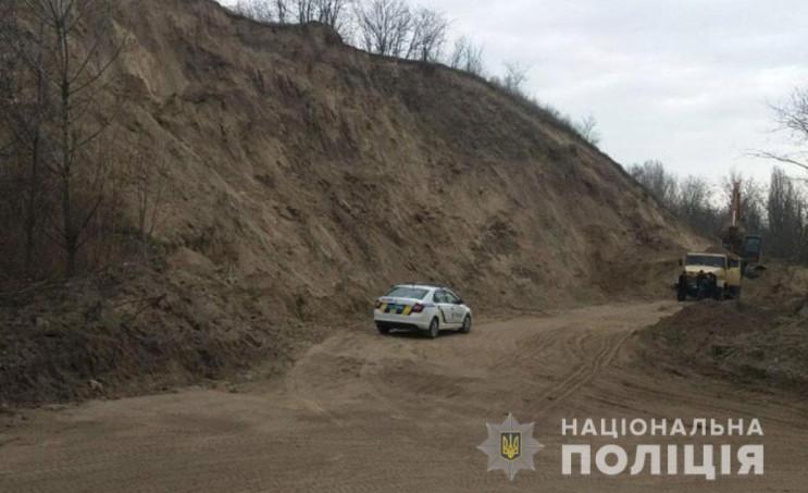 """Поліція Полтавщини """"накрила"""" нелегальний…"""