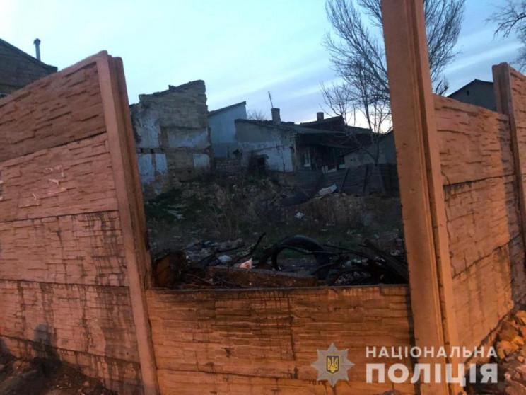 На Слободке бездомные устроили пожар: Од…