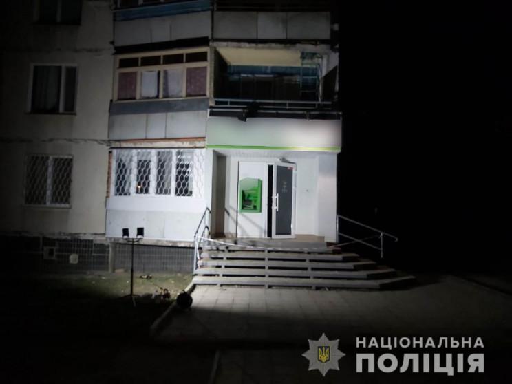 У Харкові серед ночі підірвали банкомат…