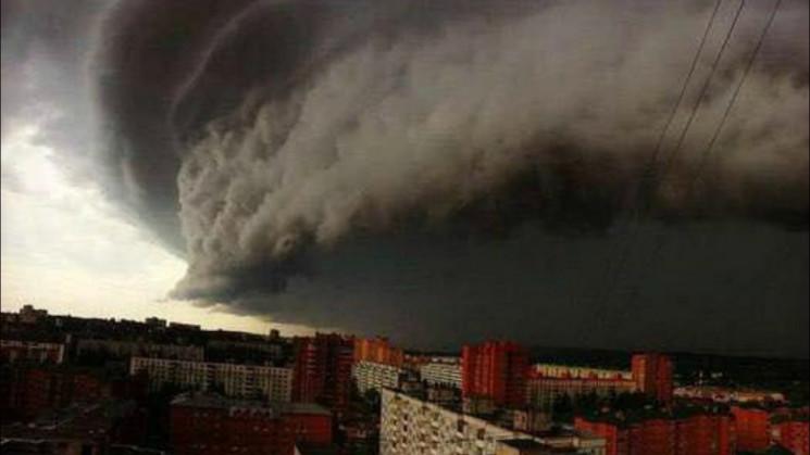 В Україні через сильний вітер знеструмле…