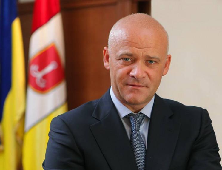 Мэр Одессы распорядился срочно закрыть Т…