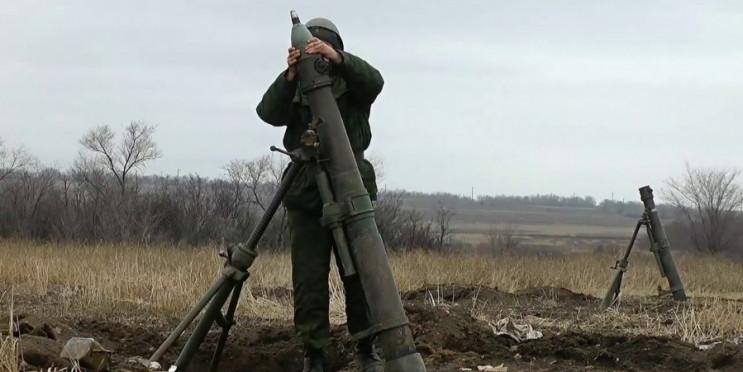 Выходные в ООС: Где боевики продолжают к…