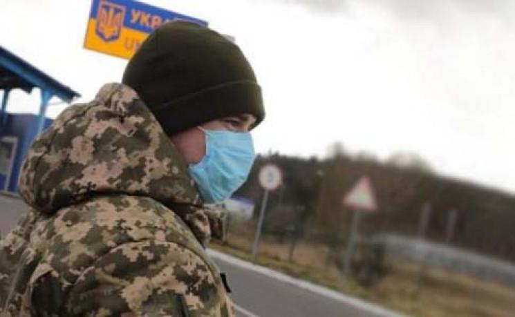 Україна закрила свій кордон для іноземці…