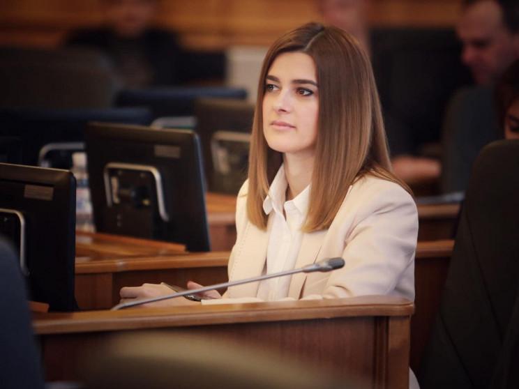 Коронавірус і депутати: Вінничанка Ларис…
