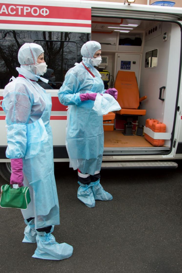 Червоний Хрест: Коронавірус особливо неб…