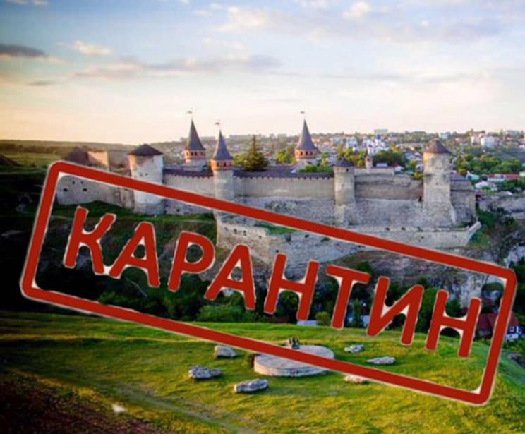 Кам'янець-Подільську фортецю закрили для…