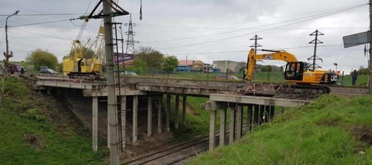 Один з мостів у Тернополі закриють на ре…