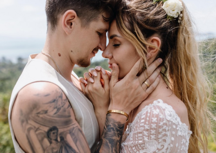 Известная украинская певица вышла замуж…