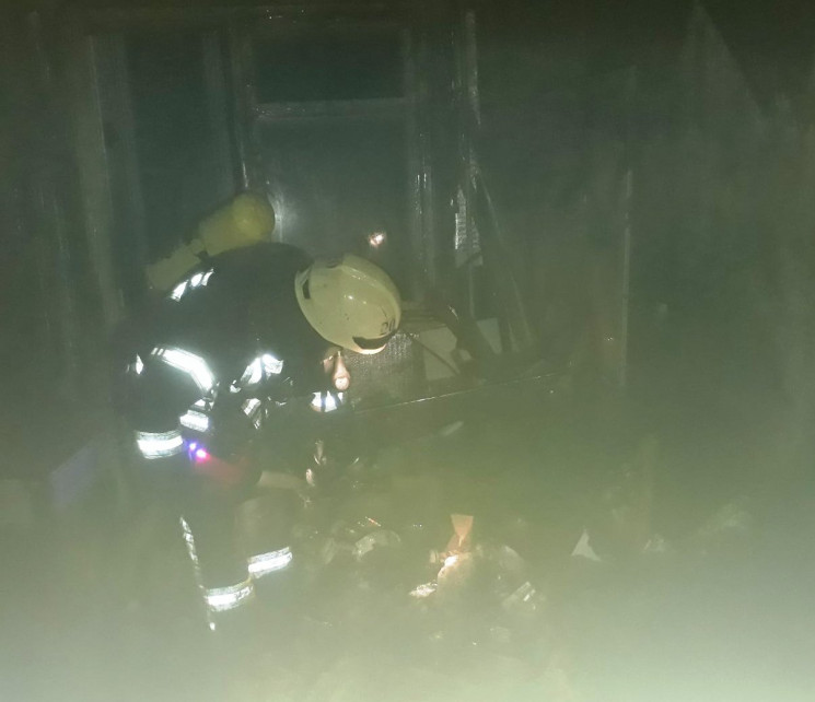 В Херсоне в пожаре в многоэтажке погибли…