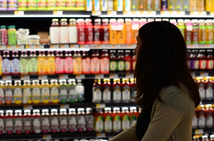 У херсонських супермаркетах продають обм…
