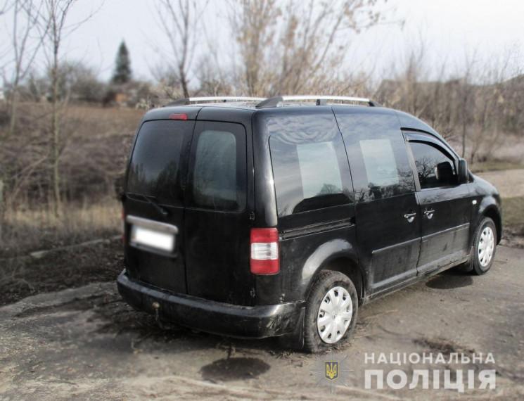 На Кропивниччині викрали легкове авто…
