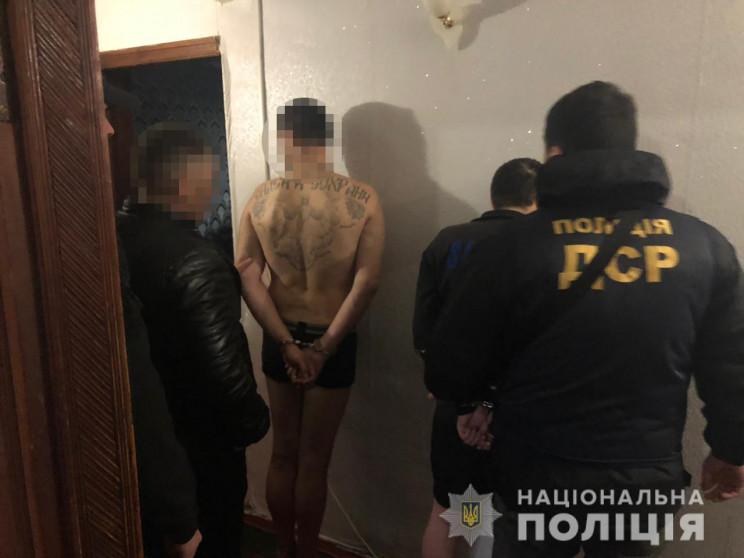 В Одессе полиция задержала этническую пр…