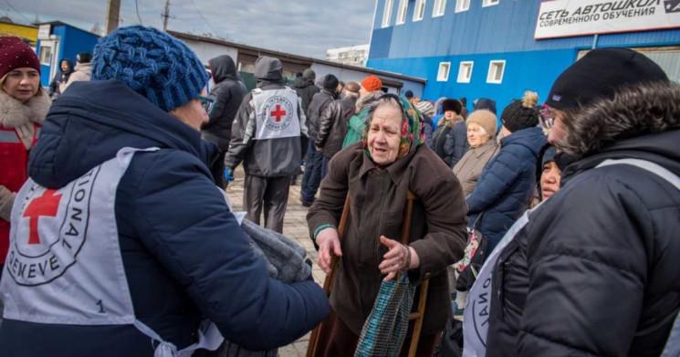 Червоний Хрест адаптує гуманітарну допом…