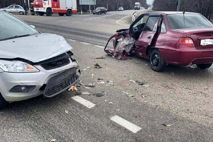На Кубані пенсіонер спровокував аварію…