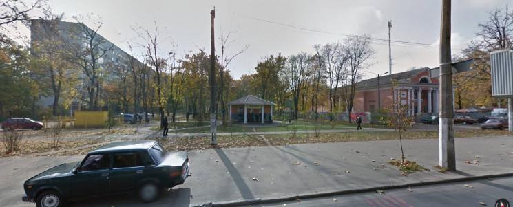 В Одесі затвердили межі скверу на Адміра…