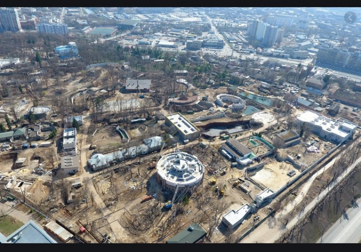 Харківський зоопарк за 30 млн грн побуду…