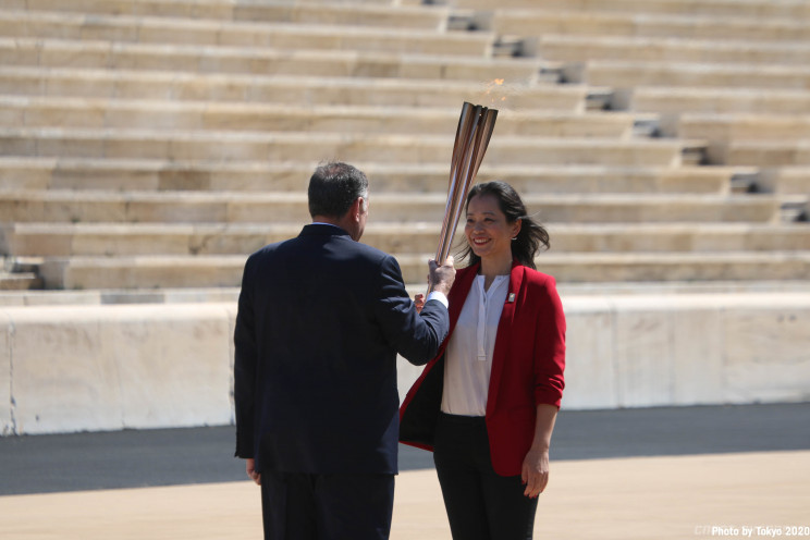 Сумно і тихо: Як у Греції олімпійський в…