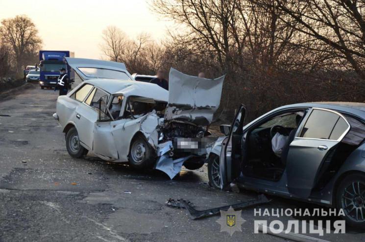 В аварии в Балтском районе погиб человек…