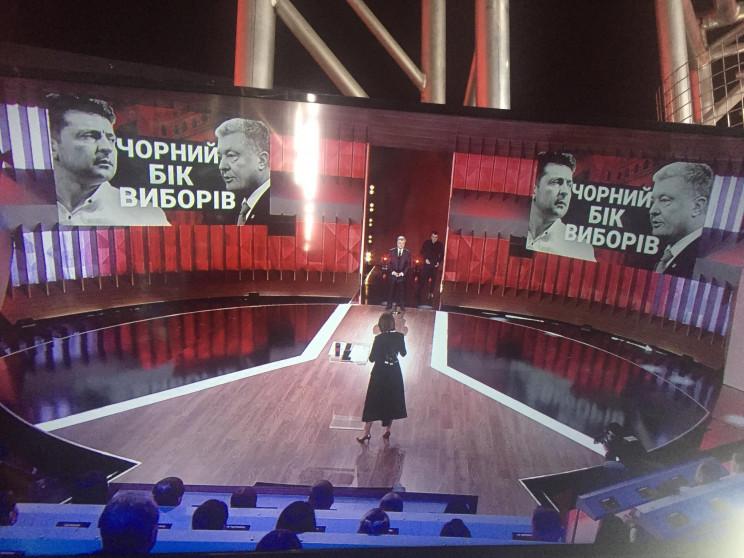 """Дебати"" на ""1+1"": Який суд в Порошенка…"