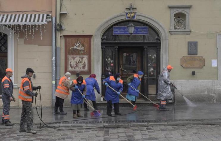 Первые 26 случаев коронавируса в Украине…