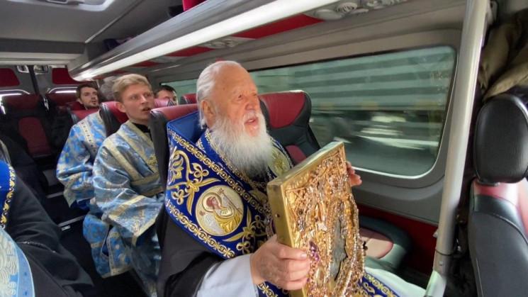 В Одессе Московский патриархат устроил к…